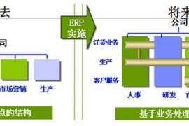 ERP环境下集团化企业协同管理